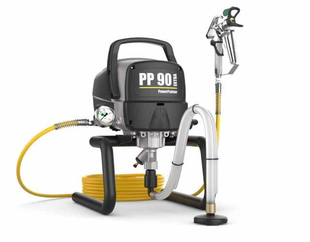 PowerPainter PP 90 Extra Skid